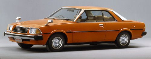 http://chicerman.com  carsthatnevermadeit:  Mazda Capella 1800 2-door hardtop and 1800 4-door sedan 1977. The Capella was marketed at the 626 internationally this third generation model was the last to use rear wheel drive and the first Mazda Capella to not be available with a rotary engine  #cars
