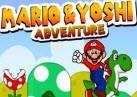 Mario and Yoshi Adventure - http://www.jogos-do-mario-2.com/mario-and-yoshi-adventure.html