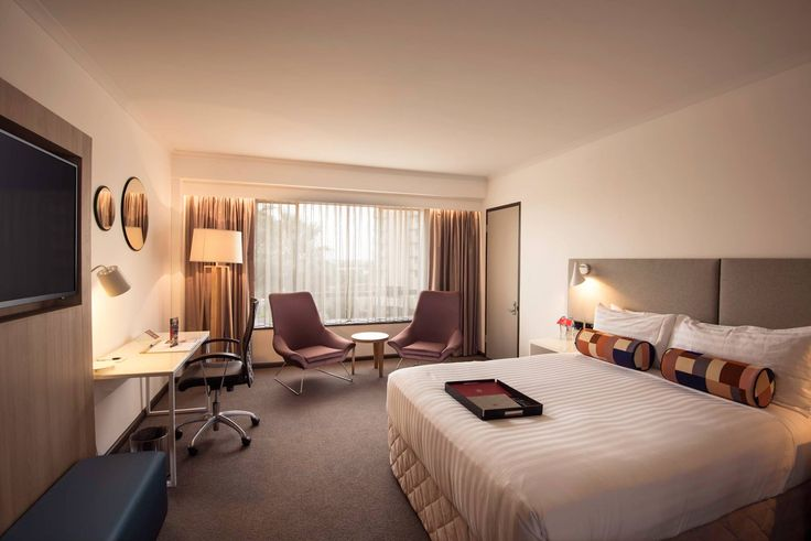 Rydges Parramatta's newly refurbished rooms and suites.