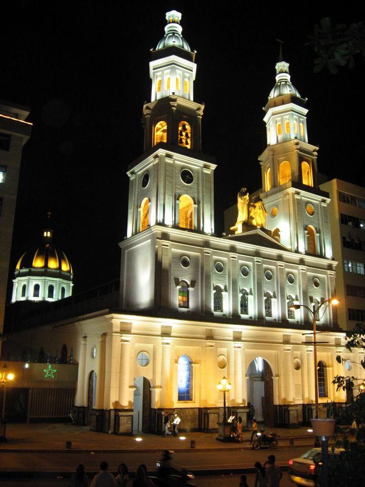 catedral de la sagrada familia bucaramanga, colombia | Templo de la Sagrada Familia de Bucaramanga, Santander - Colombia