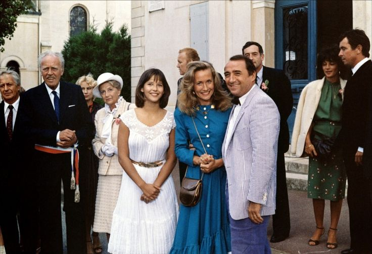 La Boum - Sophie Marceau - Brigitte Fossey - Claude Brasseur