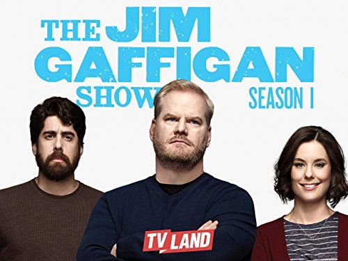 The Jim Gaffigan Show (TV Series 2015–2016) TVLand  -  COMEDY