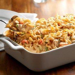 NO YOLKS(R) Creamy Chicken Noodle Casserole Allrecipes.com