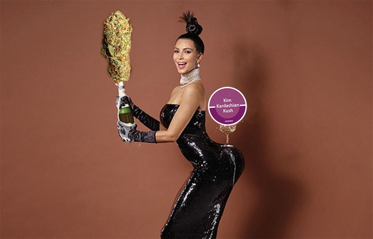Have you ever tried Kim Kardashian Kush? Our community is waiting for your review!