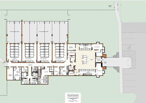 Shelter Floor Plan With Fireplace : Animal shelter design floor plans animalshelter