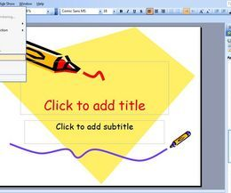 How to Make a Brochure in Microsoft PowerPoint