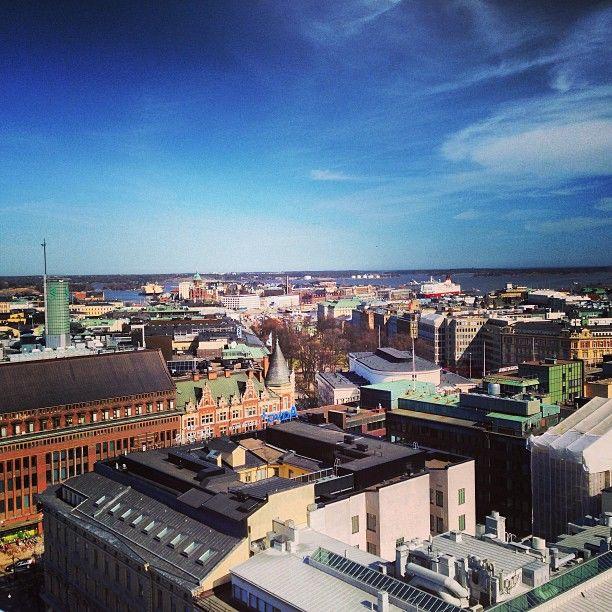 Sokos Hotel Torni in Helsinki, Etelä-Suomen Lääni