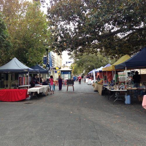 Kings Park Markets in Central Fremantle - Thursdays