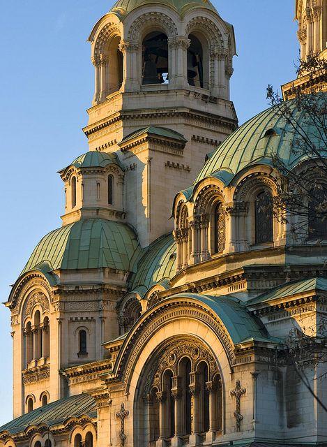 St. Alexander Nevski Cathedral,Sofia,Bulgaria