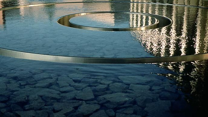 53 best images about water features on pinterest for Mesa landscape architects