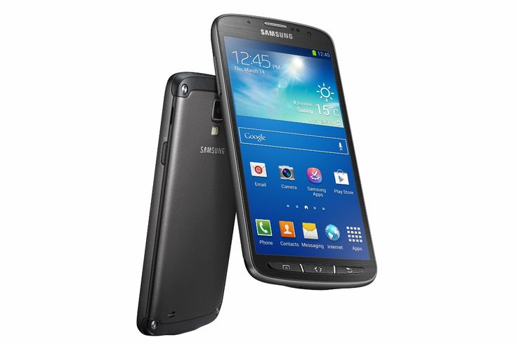 Samsung Galaxy S4 Active Announced, Features and Specifications