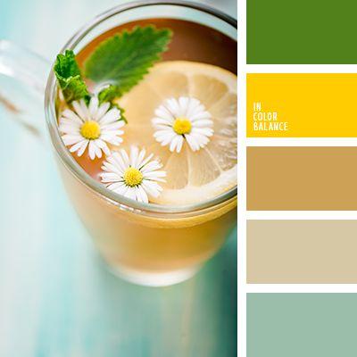 """""""пыльный"""" зеленый, """"пыльный"""" коричневый, бежевый, бирюзовый, бледно-зеленый, зеленый, кремовый, нежные оттенки пастели, нежные пастельные тона, нежные тона, цвет чая, яркий желтый."""
