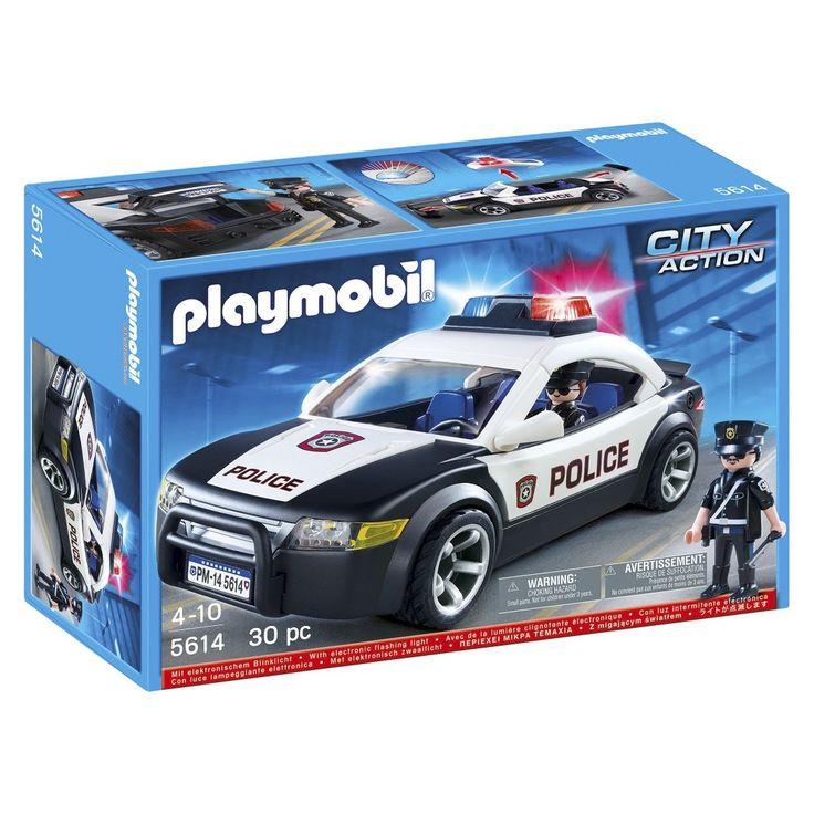 Playmobil Police Car