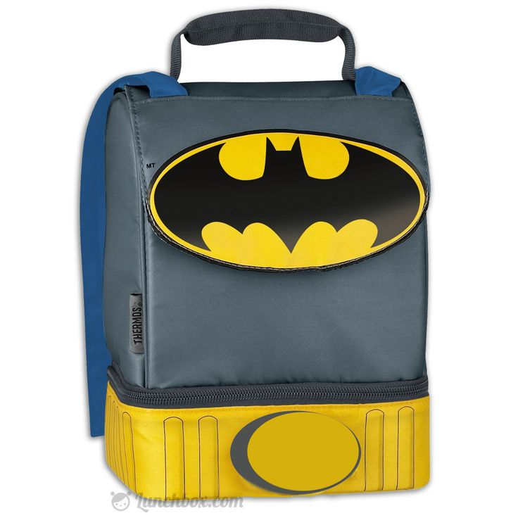 Batman Insulated Lunch Box