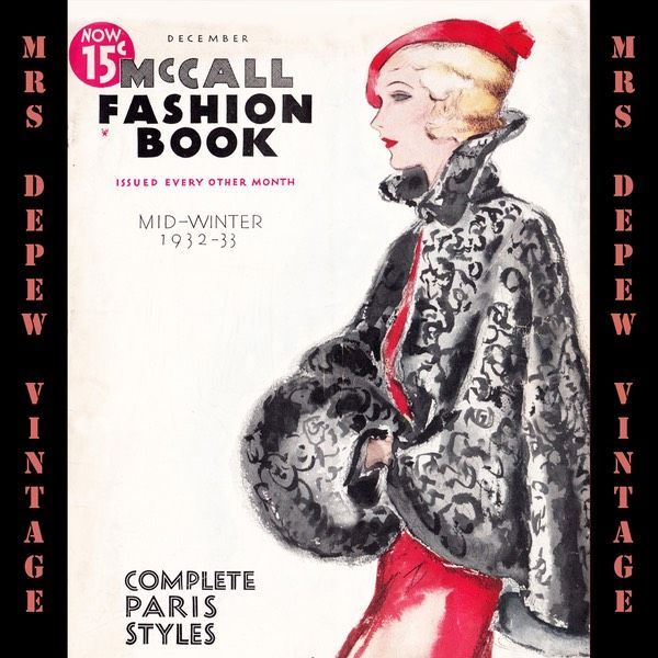 90 best e books for historical fashion sewing research images on this is a digital ebook copy of a very rare 64 page mccall fashion book fandeluxe Choice Image