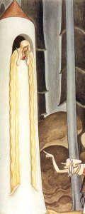 """Rapunzel -  """"Es war einmal ein Mann und eine Frau, die wünschten sich schon lange vergeblich ein Kind ..."""""""