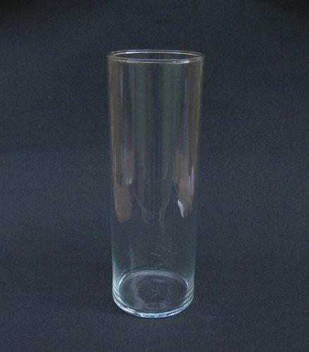 Tubo De Vidro - Vaso Cilindrico - 8x30 - R$ 66,00 em Mercado Livre
