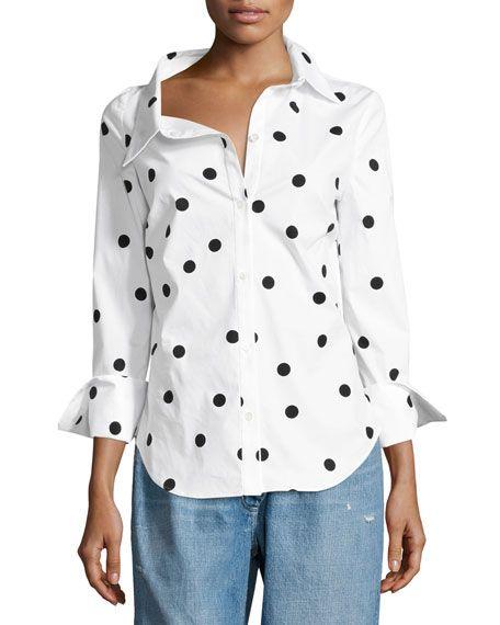 Черная прозрачная блузка с доставкой