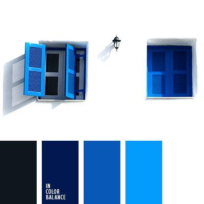 """""""пыльный"""" синий цвет, белый и голубой, белый и синий, голубой и синий, греческая цветовая палитра, джинсовый голубой, джинсовый синий, монохромная синяя цветовая палитра, монохромная цветовая палитра, оттенки синего, подбор цвета для ремонта, почти черный"""