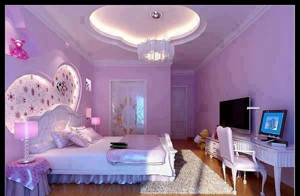 31 best images about girly bedrooms on pinterest pink for Pretty room decor