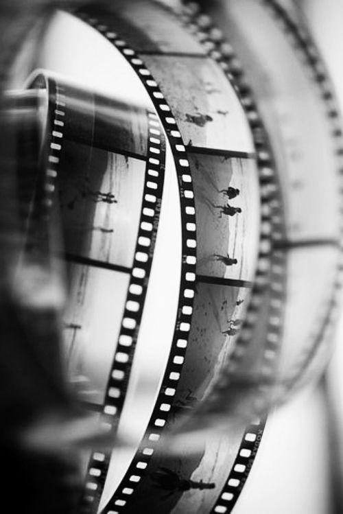 Black & White Film. My first love.