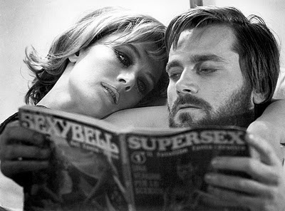 Vanessa Redgrave & Franco Nero