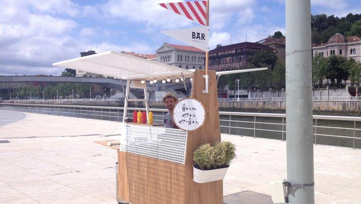 Salchibotxo: una food truck diferente en Bilbao.