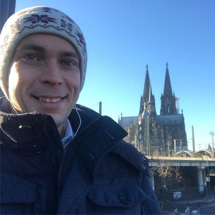 НГ в одном из самых любимых  городов   #снаступающим #донгосталосьсовсемнемного #германия #кельн #путешествие #декабрь #2016 #germany #koln #deutschland