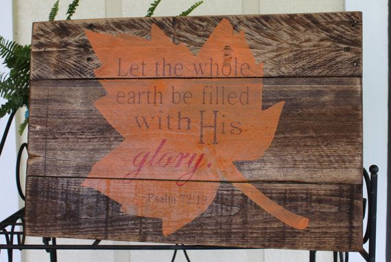 Hey, I found this really awesome Etsy listing at https://www.etsy.com/listing/244547516/fall-rustic-pallet-wood-sign-autumn
