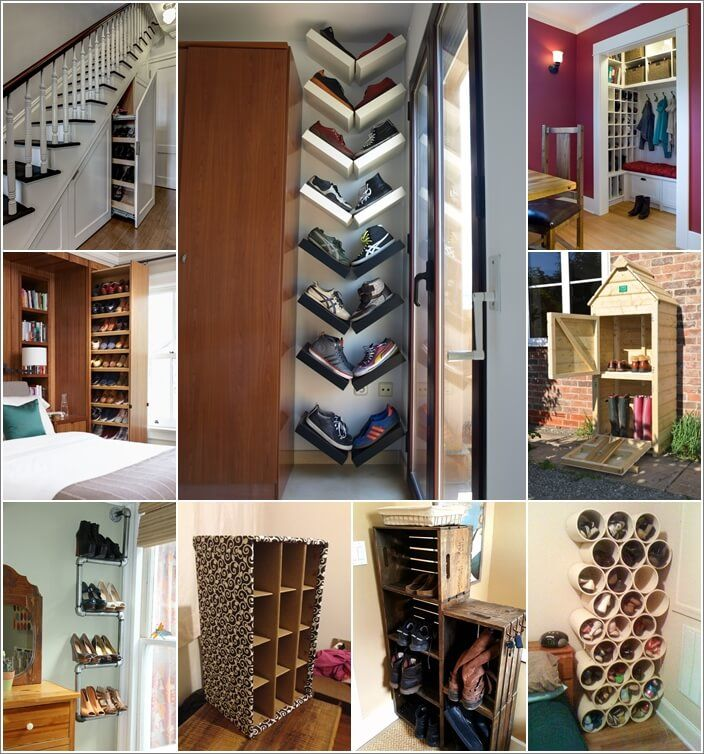 Best 20 Entryway Shoe Storage Ideas On Pinterest: Best 25+ Vertical Shoe Rack Ideas On Pinterest