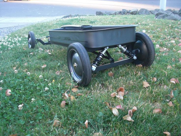 Custom radio flyer wagon pics and ideas??? - Page 16 - THE H.A.M.B.