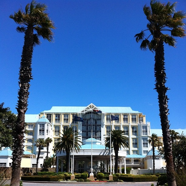 The Table Bay Hotel #SouthAfrican #Restaurants http://www.mua.co.za/