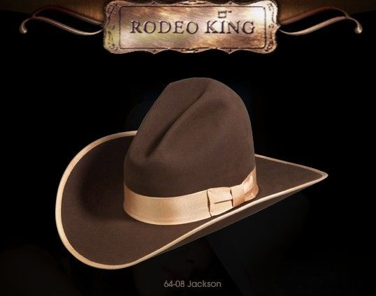 RODEO KING Cowboy Hats 3X, BIG TEX- MADE IN THE USA