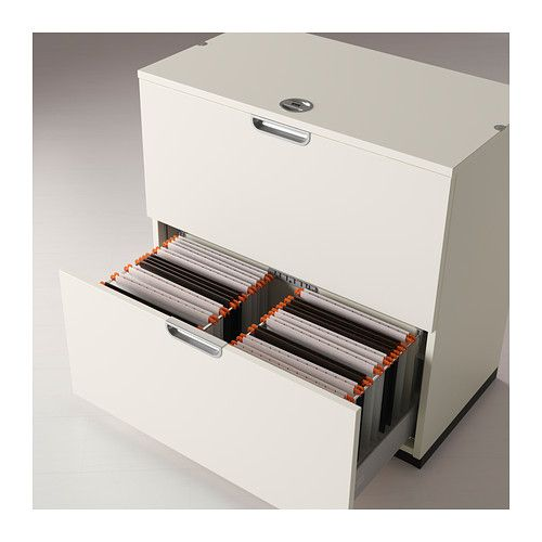 galant drawer unit drop file storage white ikea organized home rh pinterest com Shabby Chic File Cabinet 2004 Galant File Cabinet IKEA