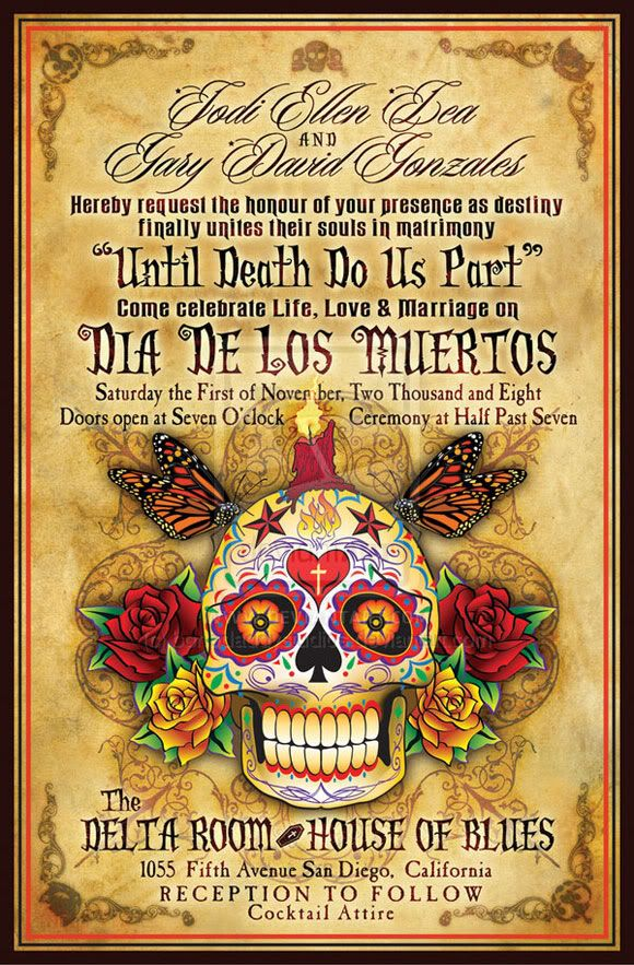 417 best images about day of the dead wedding on pinterest,