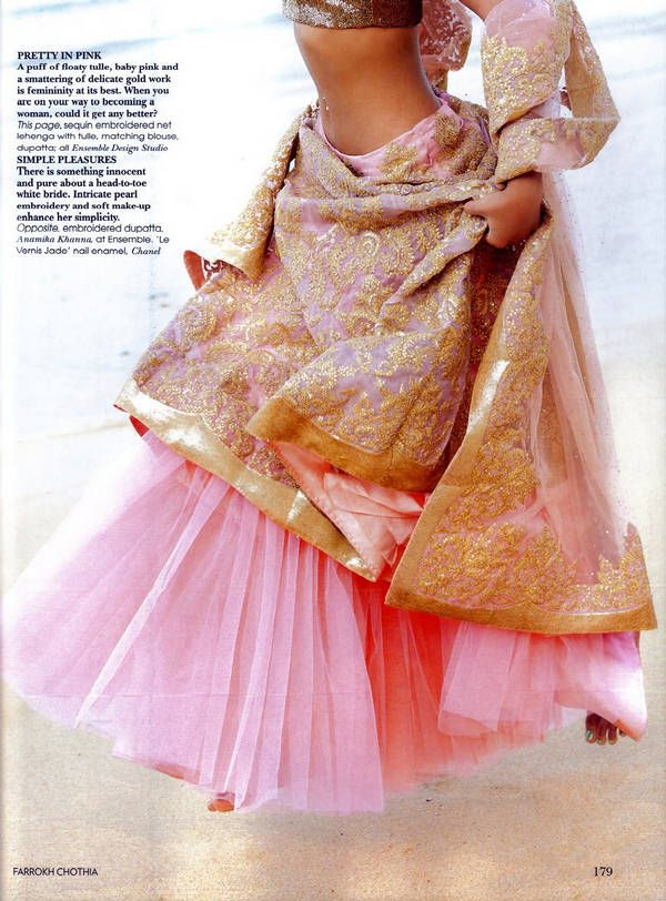 love the tulle underlayer - Asianaires Fashion shoots (4)