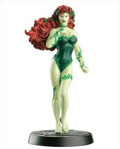 DC Comics - Edição 43 - Hera Venenosa   Loja Eaglemoss - Coleções