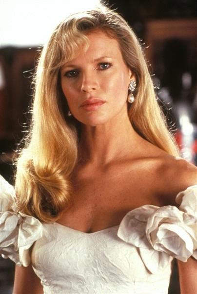 "Kim Basinger led the leading ladies of the '80s. In addition to playing Bruce Wayne's girlfriend, Vicki Vale, in ""Batman,"" she also played a Bond girl in ""Never Say Never Again"" and Elizabeth McGraw in erotic drama ""9 1/2 Weeks."""