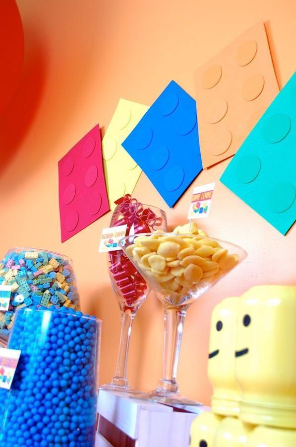 lego birthday birthday ideas lego movie construction party movie party ...