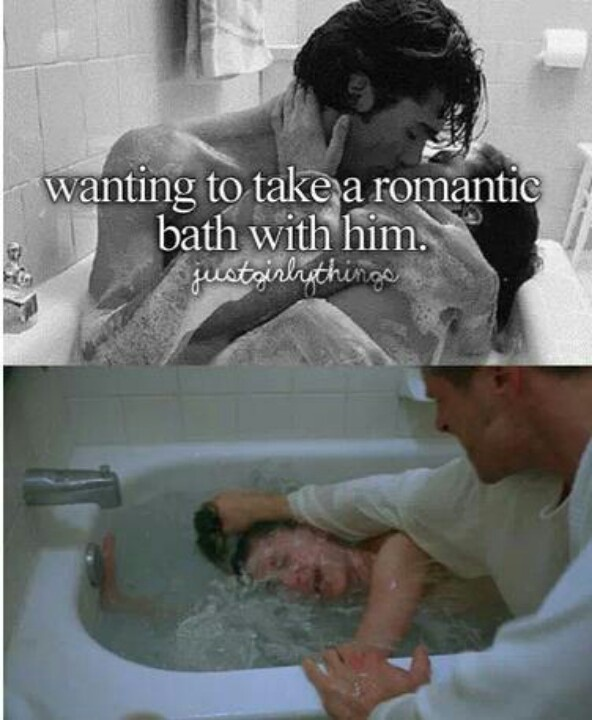 17 best making fun of just girly things memes images on for Bathroom romance photos