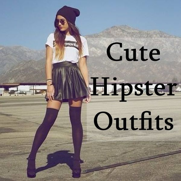 You shop from the clothes of the past : Vintage or rather what was considered fashionable in your parents' or grandparents' time is the way to put together the right type of cute hipster outfit. As you can see cute hipster outfits celebrate the unique and individual person you are. But before you let yourself...