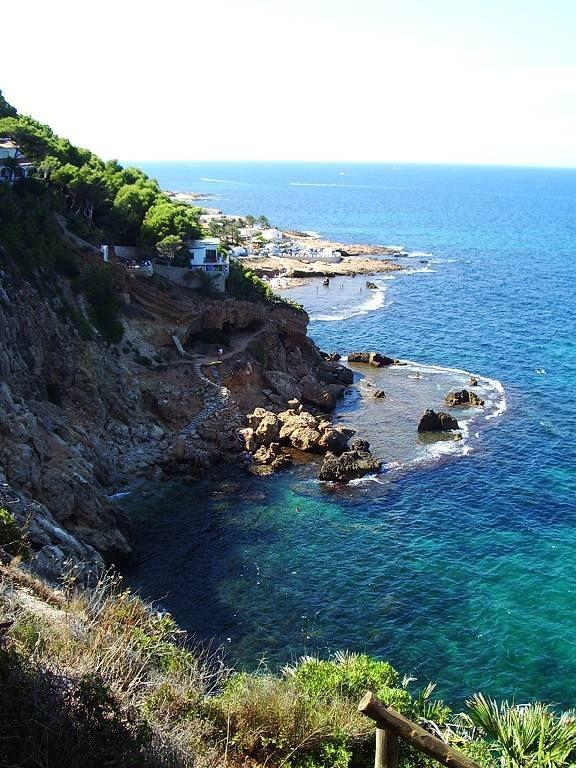 Denia, Las Rotas, Spain