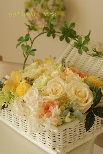 http://ameblo.jp/flower-note/entry-11368162369.html『【お悔みのお花】プリサーブドでお届け』