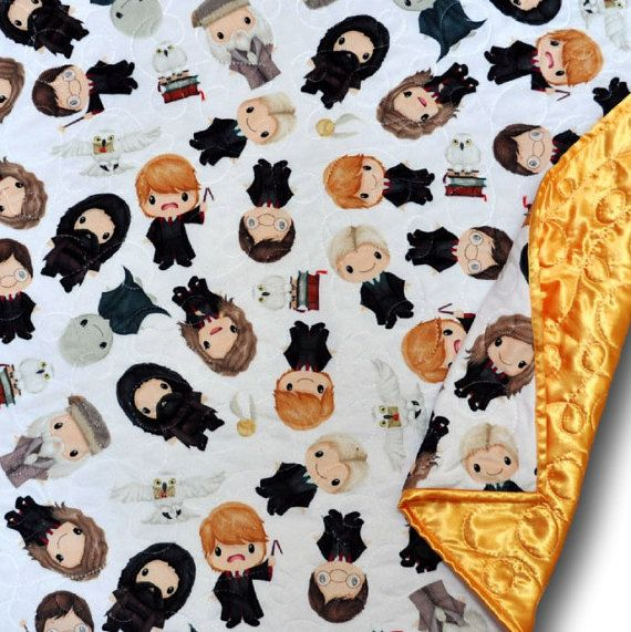 Harry Potter Book Cover Fabric ~ The best harry potter quilt ideas on pinterest