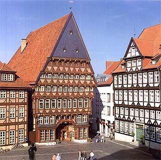 Knochenhaueramtshaus in Hildesheim