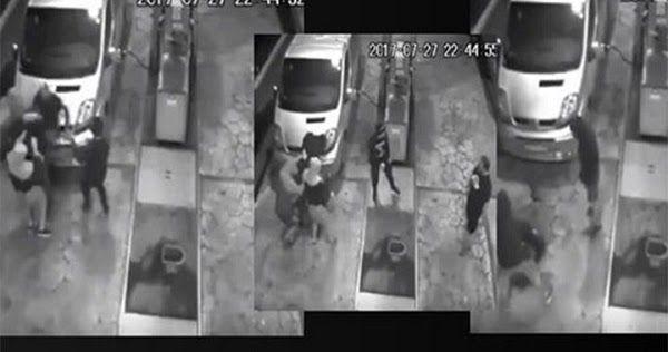 Καρέ - καρέ ο άγριος ξυλοδαρμός φιλάθλου του ΠΑΟΚ από Ουκρανούς Βίντεο
