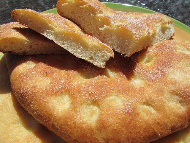 Los fogones de Ana Sevilla: Tortas panaderas dulces