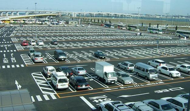 Дистанционно управление на автоматичната система на паркинга на летището