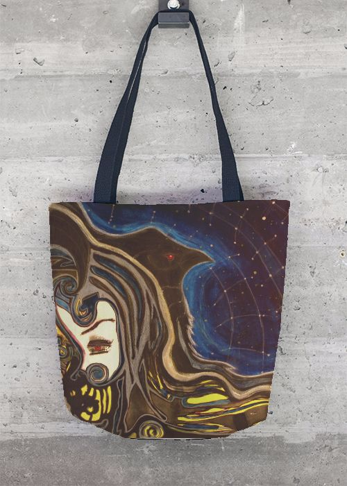 VIDA Tote Bag - Regally Yours by VIDA pQyJ13