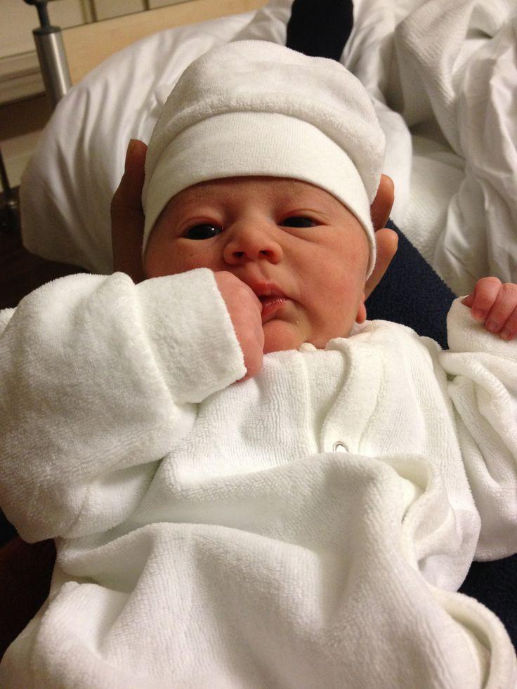Luna Cecile Nunez-Willis, born 18 December 2013